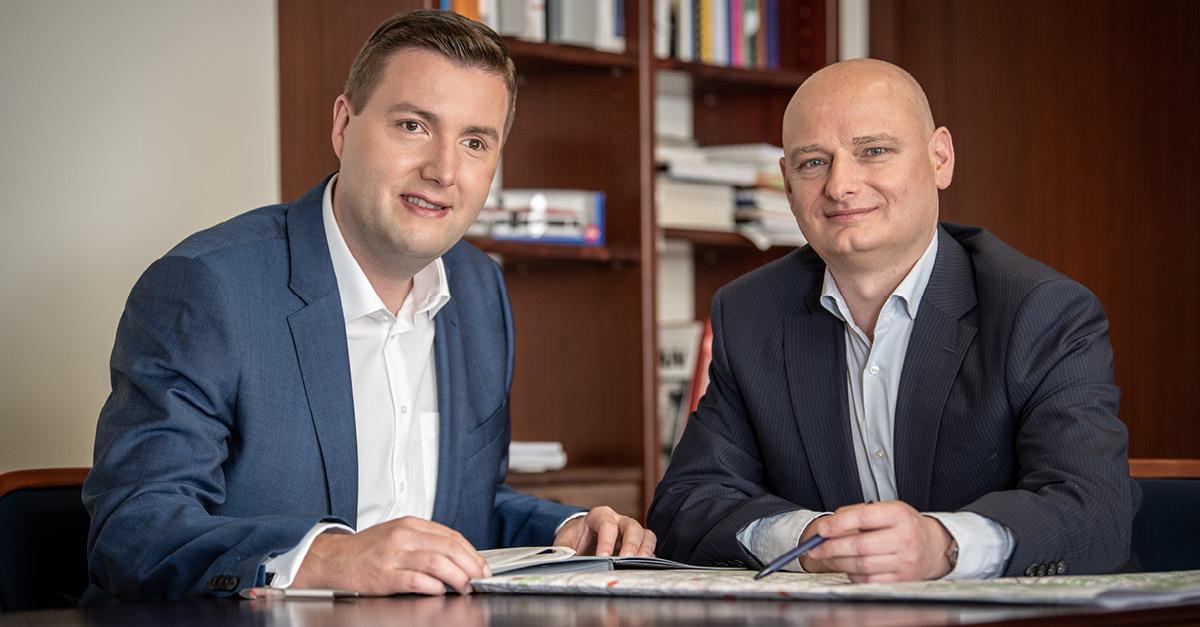 Michael Raml und Markus Hein zwingen Bürgermeister Luger nicht zur Zusammenarbeit