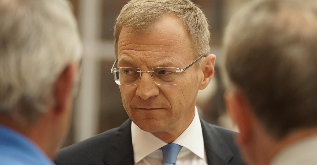 Misstraut Bernhard Baier dem eigenen Landeshauptmann Thomas Stelzer?