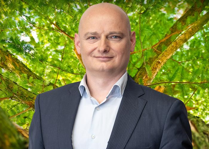 Markus Hein: Bäume statt Betonwüsten als wirkungsvolle Klimaanlagen in Städten