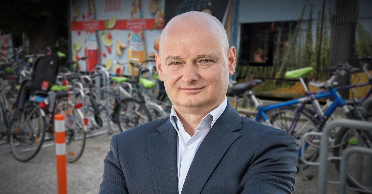 Markus Hein: Bike&Ride-Anlage am Mühlkreisbahnhof wird endlich erweitert!