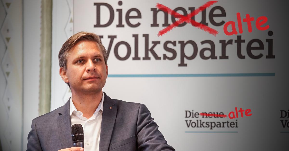 Wolfgang Hattmannsdorfer (ÖVP) für Lohndumping aus Fernost