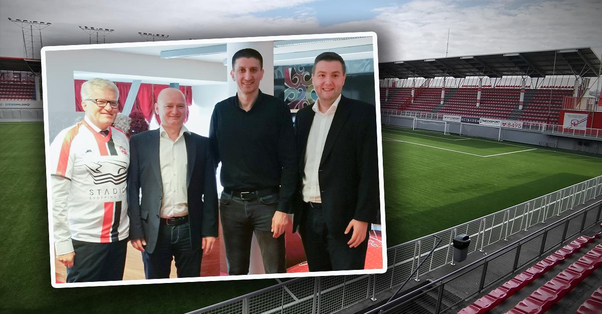 """Nach Einigung mit """"XXXLutz"""": Neues Donauparkstadion mit Ideen aus Belgrad?"""