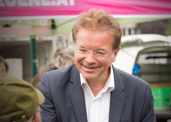 Rudi Anschober (Grüne) hat Klimaschutz verschlafen