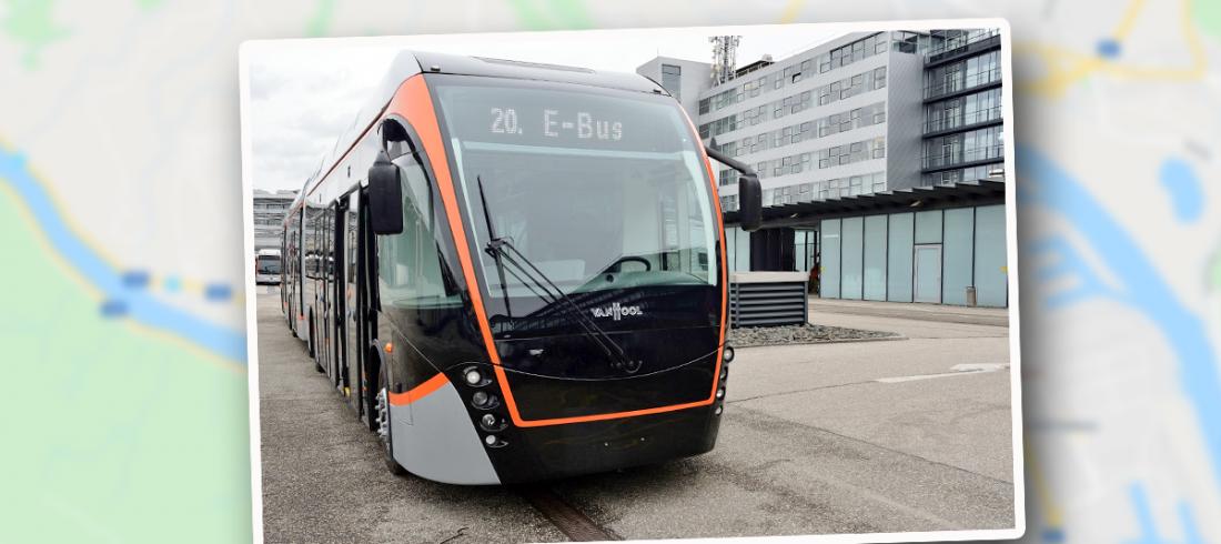 Bus der Linz AG