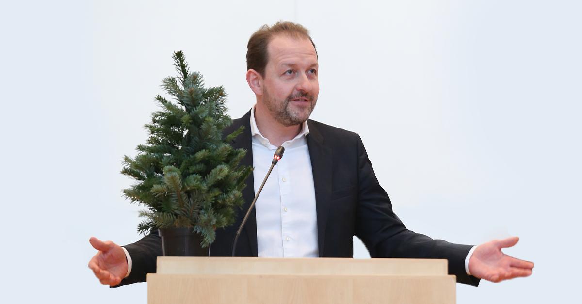 ÖVP-Marketinggag: Wo bleiben Bernhard Baiers 1.000 Bäume?