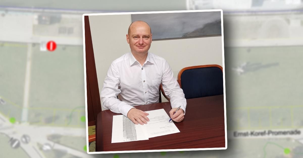 Verordnung unterzeichnet: Bussperre im Donaupark kommt