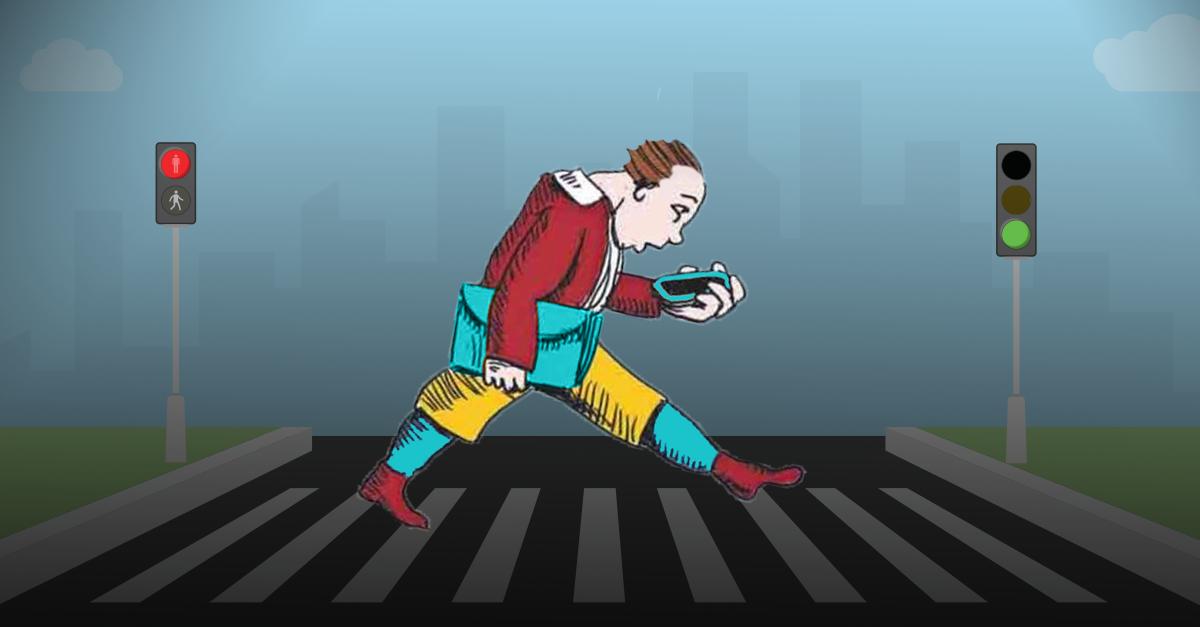 Bodenampeln: ÖVP-Forderung fördert Unachtsamkeit im Straßenverkehr