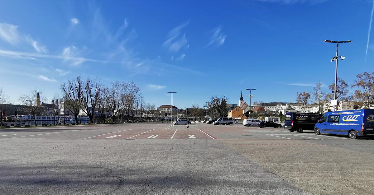 Urfahraner Markt parken