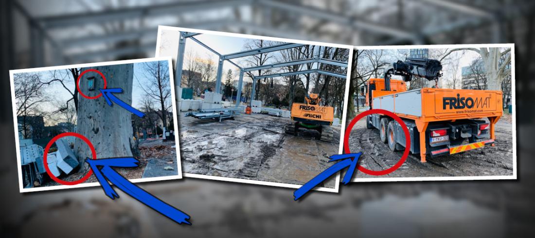 Baiers (ÖVP) Event-Weihnachtsmarkt hinterlässt Spur der Zerstörung