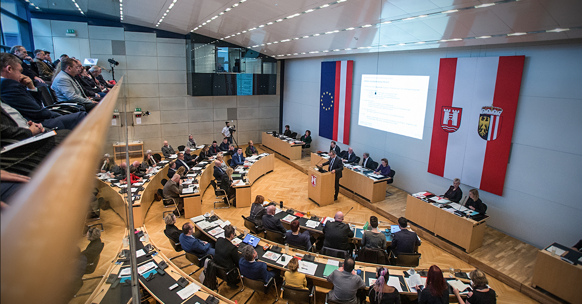 Gemeinderat Linz